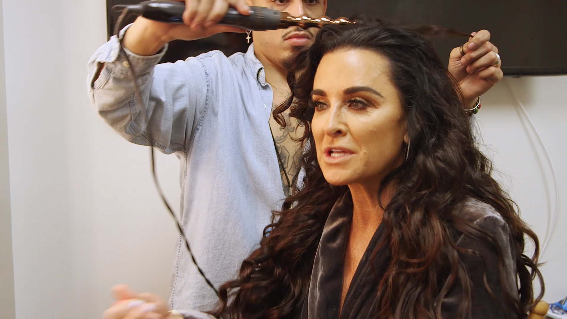 What Did Kyle Richards Think About Brandi Glanville's Season 9 Appearance?