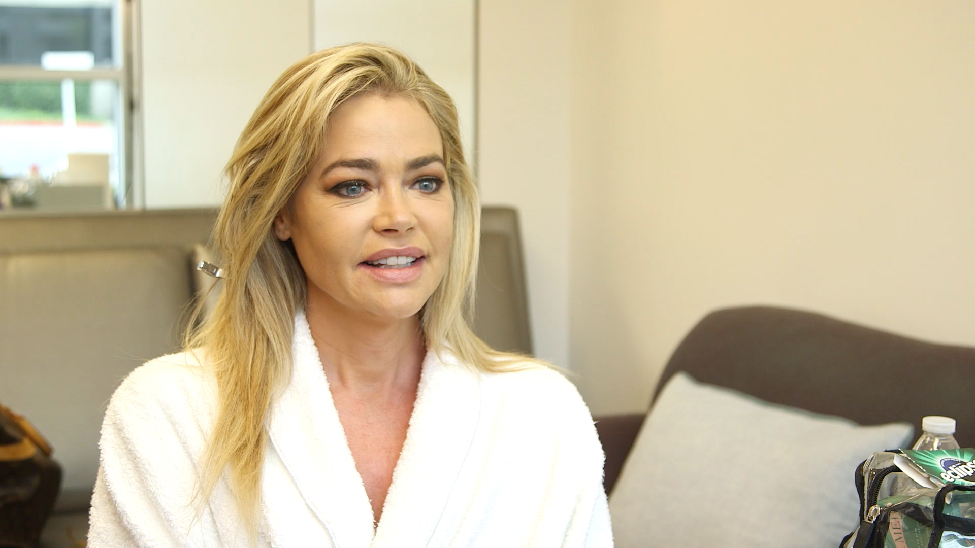 Is Denise Richards Nervous for Her First Reunion?