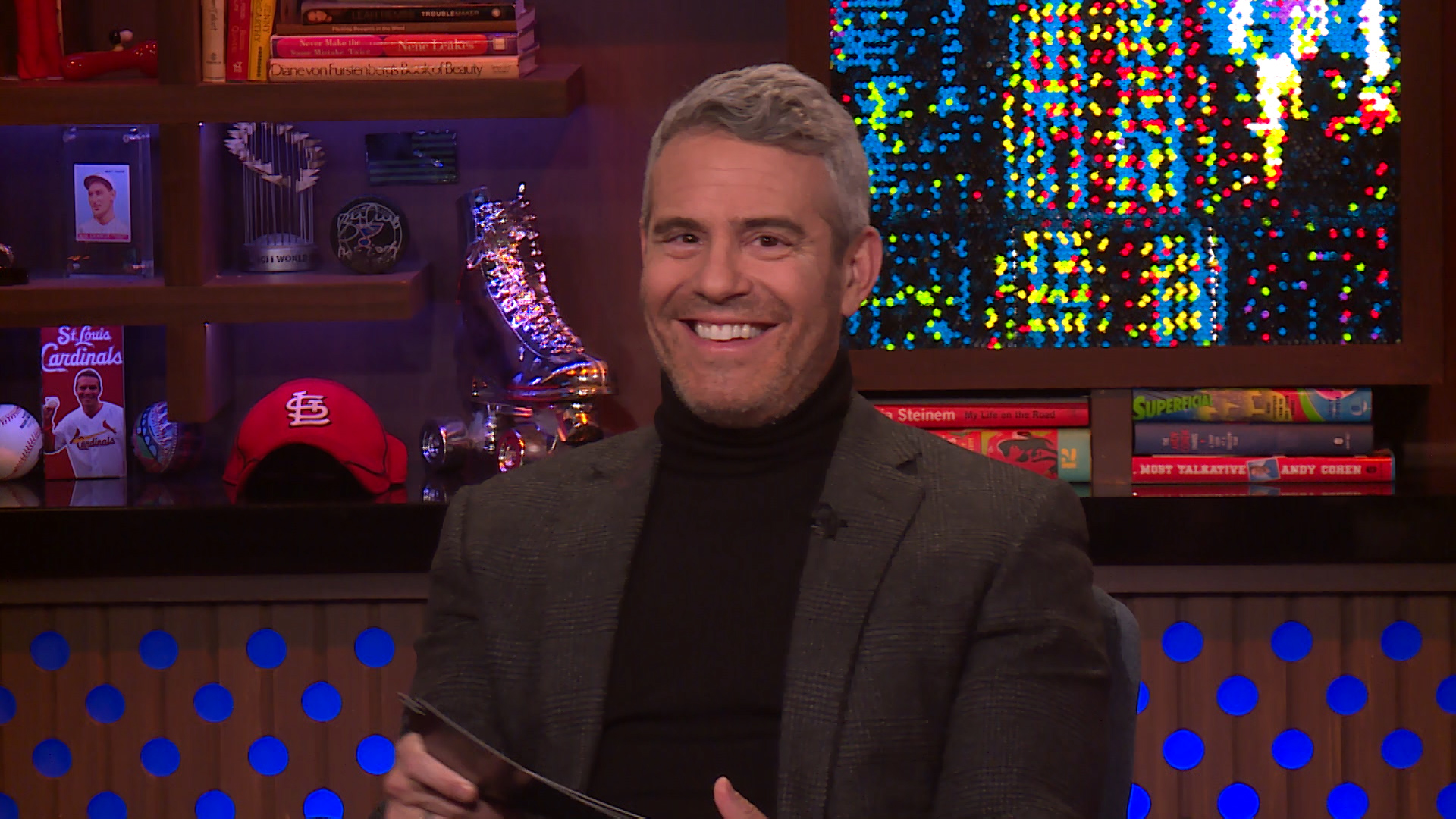 Lisa Vanderpump's Parenting Advice for Andy Cohen