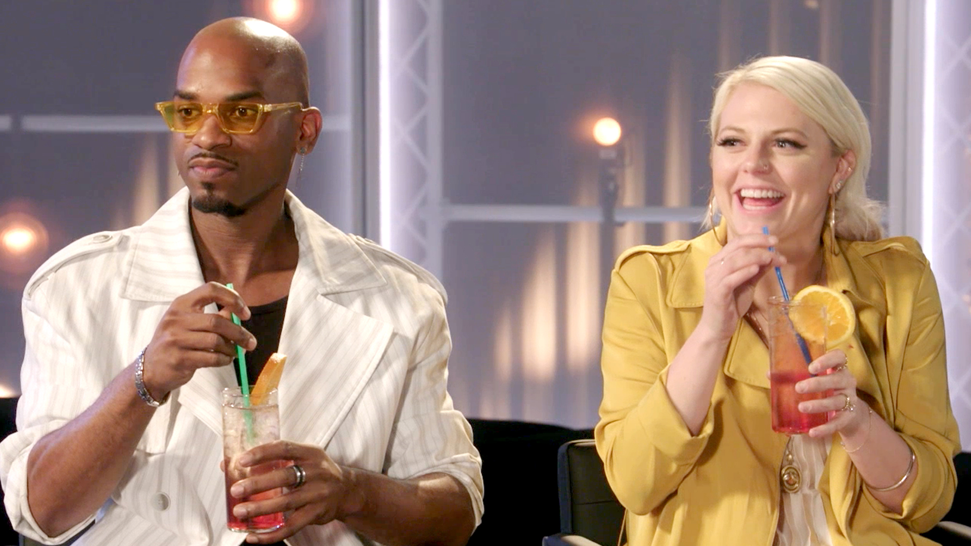 The Project Runway Designers Dish on All the House Drama You Don't See