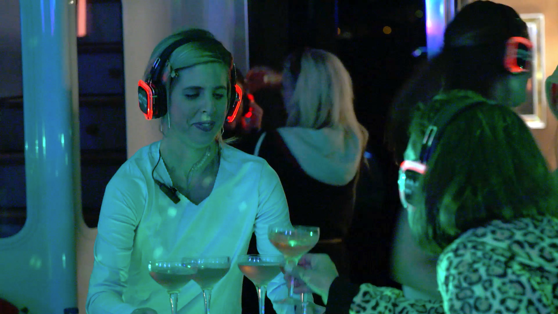 It's Time For a Below Deck Med Silent Disco PJ Party!