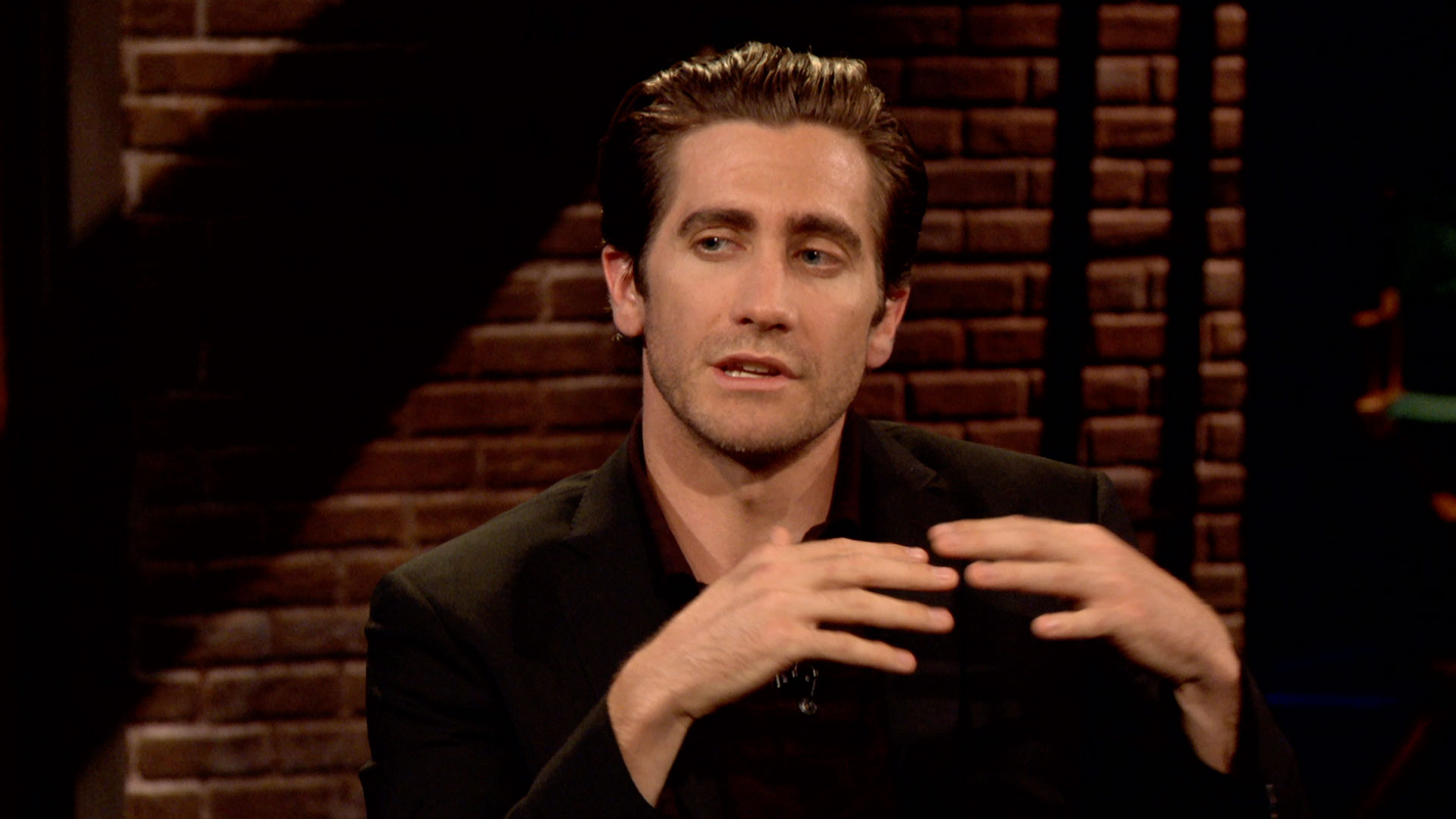 Jake Gyllenhaal - Working with Gwyneth Paltrow