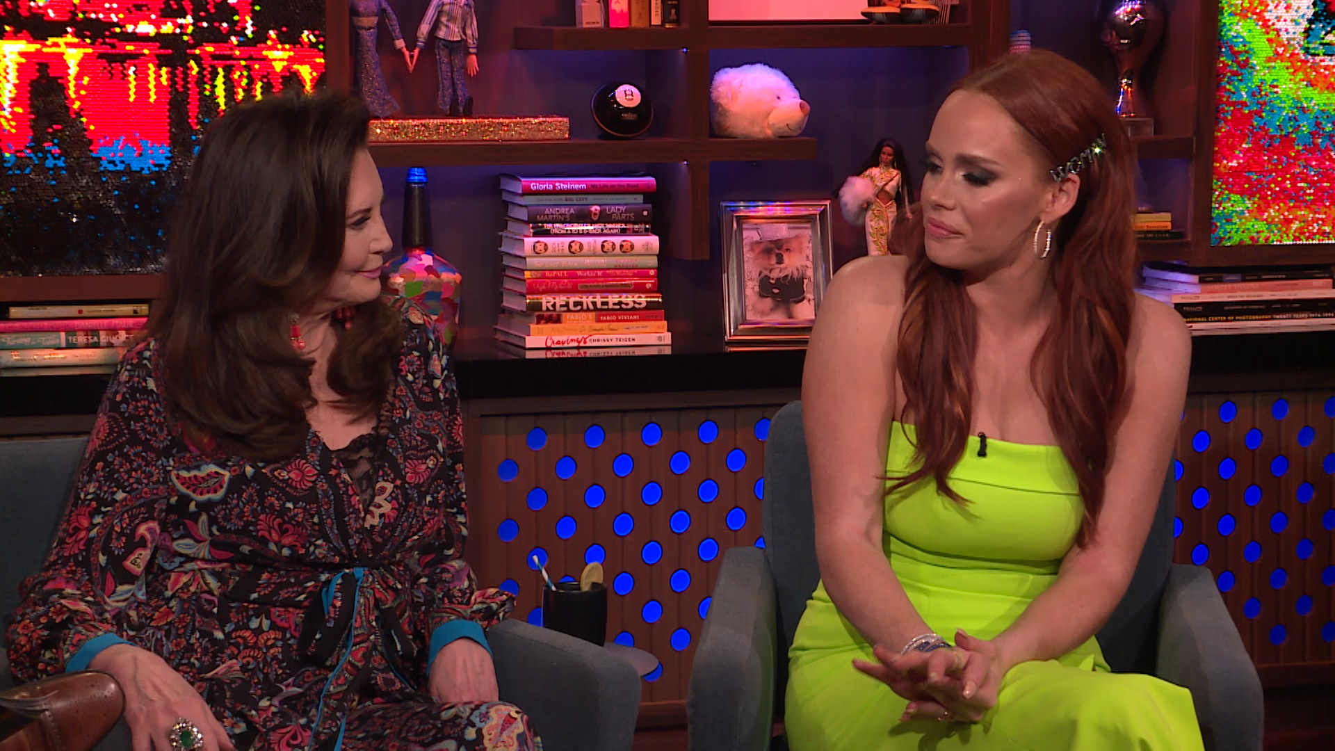 What Has Kathryn Dennis Learned from Patricia Altschul?