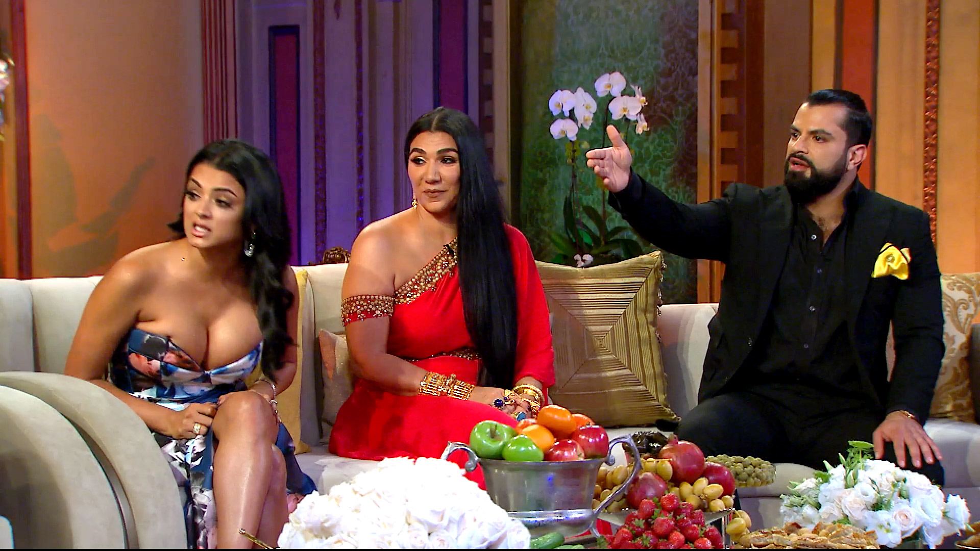 The Shahs Explode Over...Plastic Surgery?!
