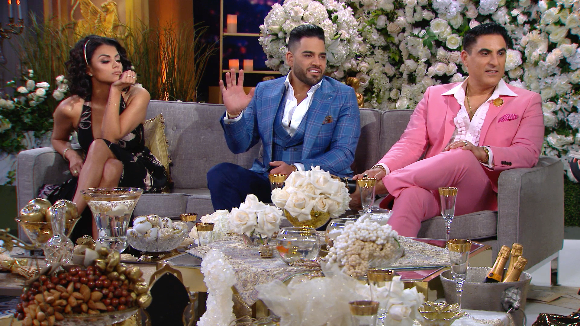 Your First Look at the Shahs of Sunset Season 7 Reunion!