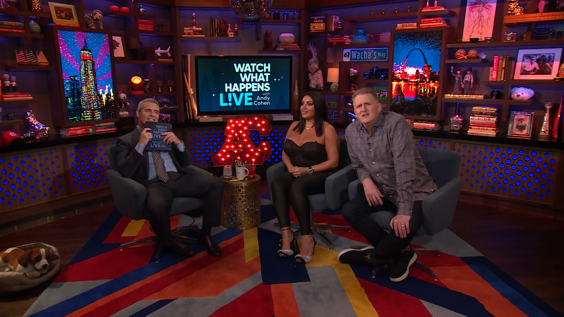After Show: Michael Rapaport's Top Three Housewives