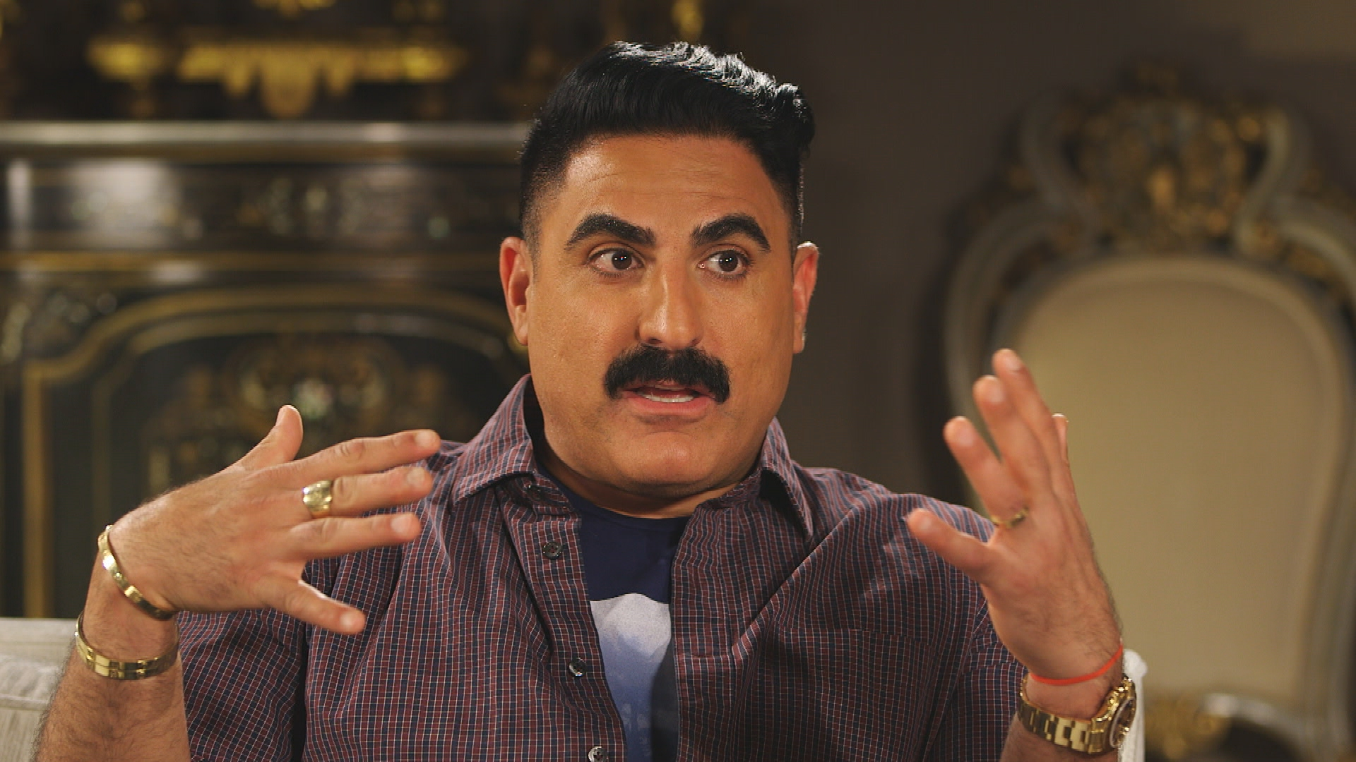 #Shahs After Show: Reza on Canceling His Wedding