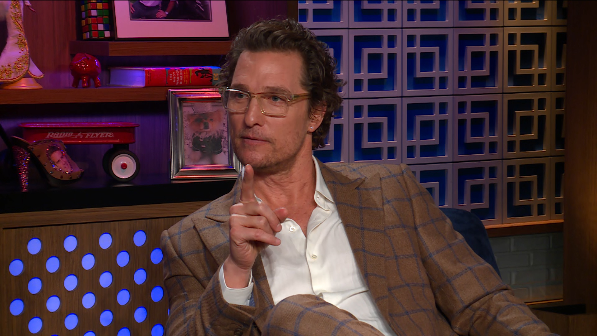 Matthew McConaughey Thought He Secured 'Titanic'