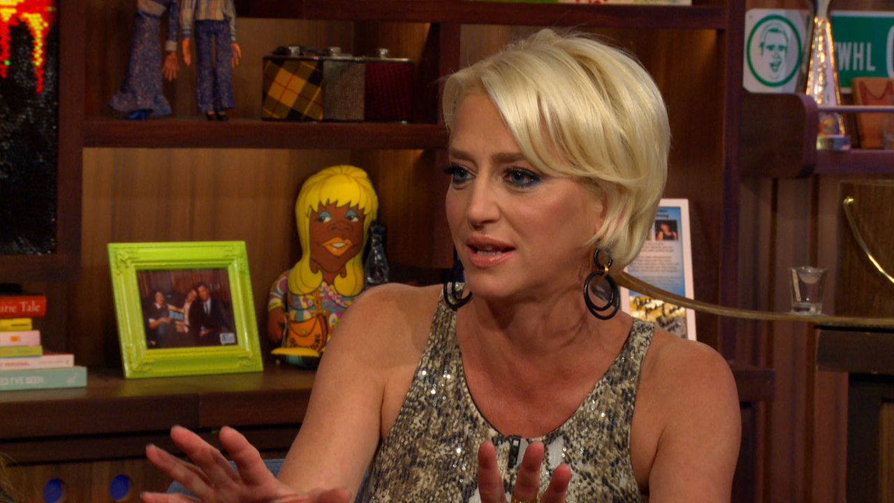 Dorinda on Defending John