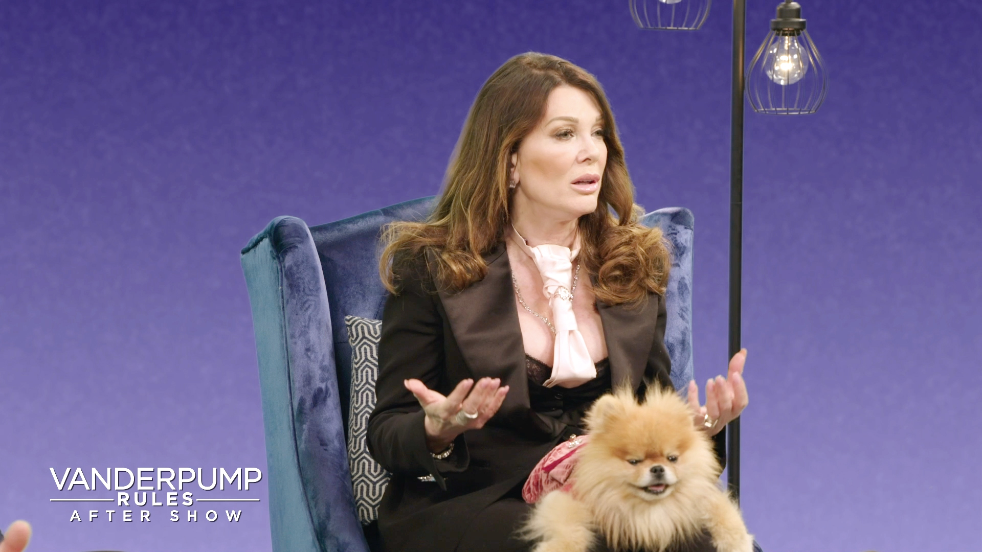 James Kennedy Was Shocked at How Lisa Vanderpump Reacted to His AA News