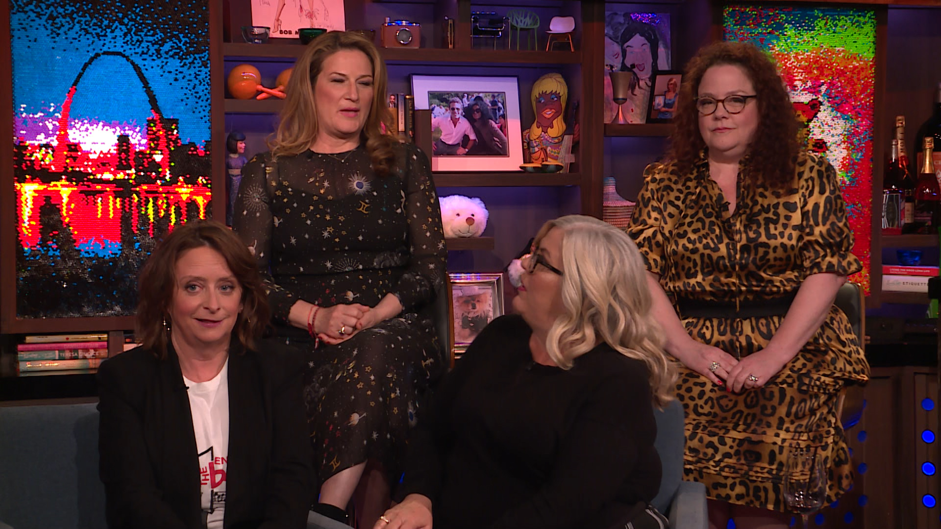 Which SNL Cast Member Made the 'Wine Country' Ladies Laugh Most?