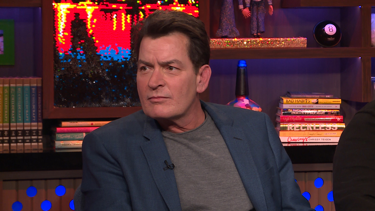 After Show: Charlie Sheen's Famous Family