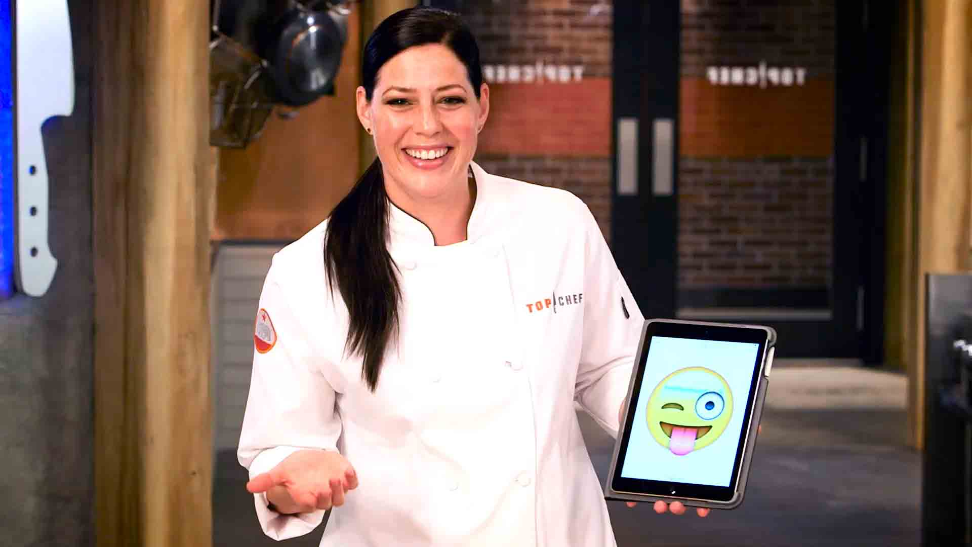 Name the Top Chef: Emoji Game