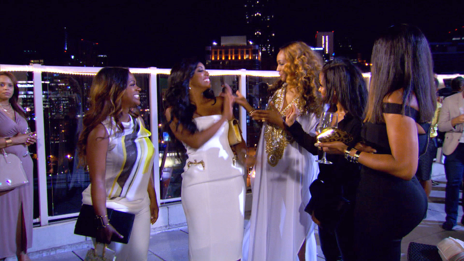 The Aftermath of Kenya and Sheree's Showdown