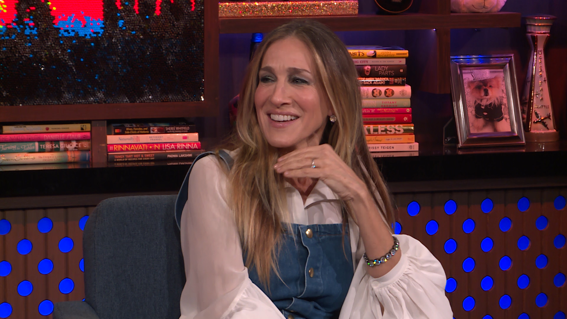 Sarah Jessica Parker on 'Hocus Pocus'' Success