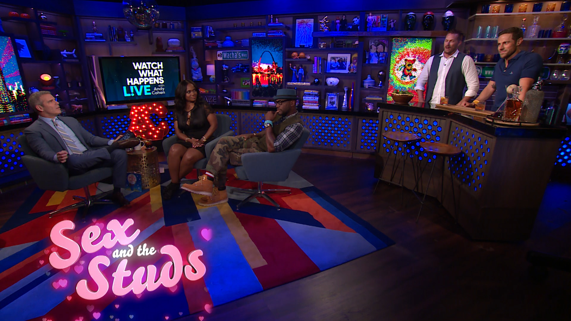 Sex and the Studs with Taye Diggs