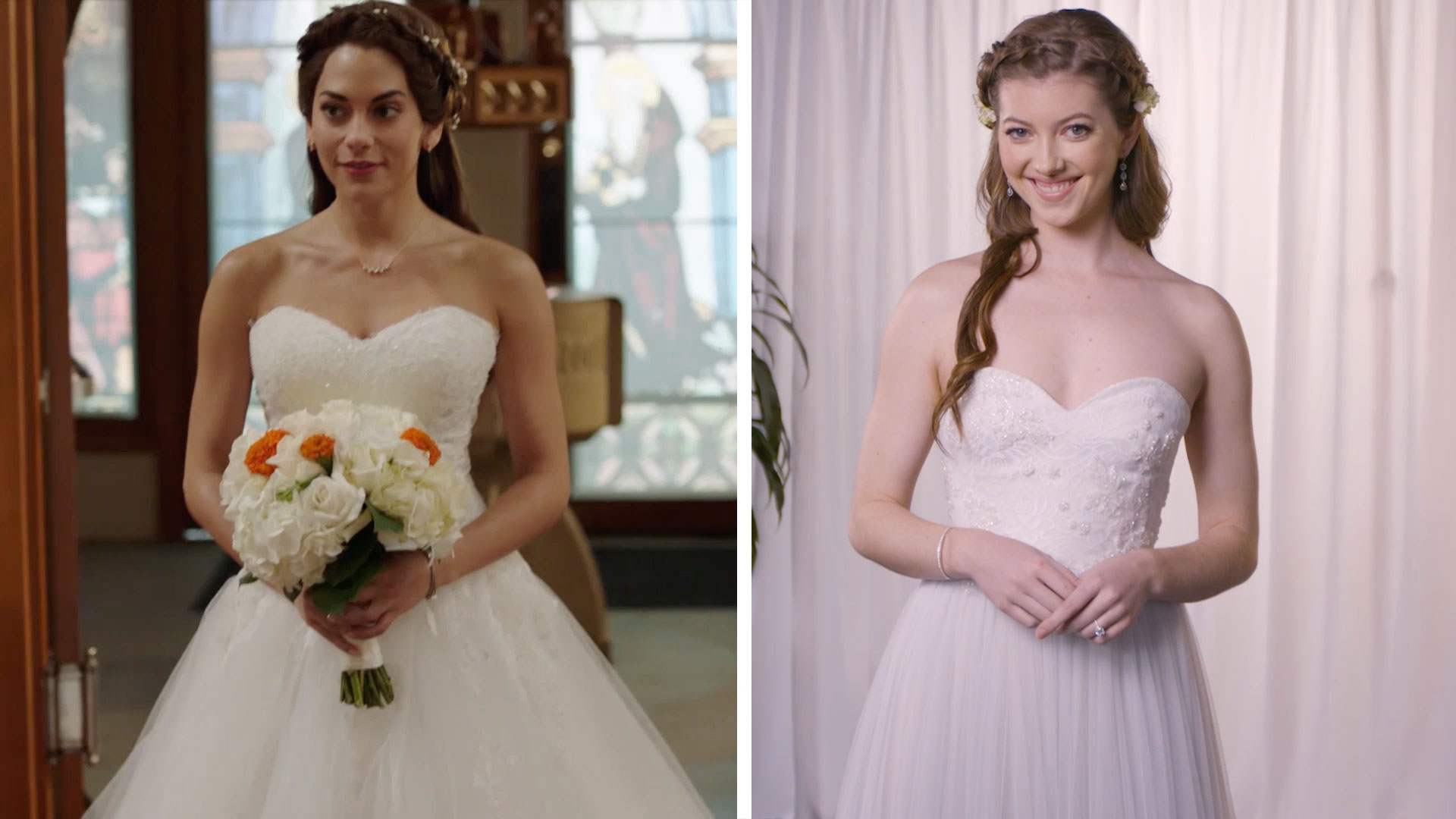 Get in on the Con: a PRIV Maddie Bridal Make-Over