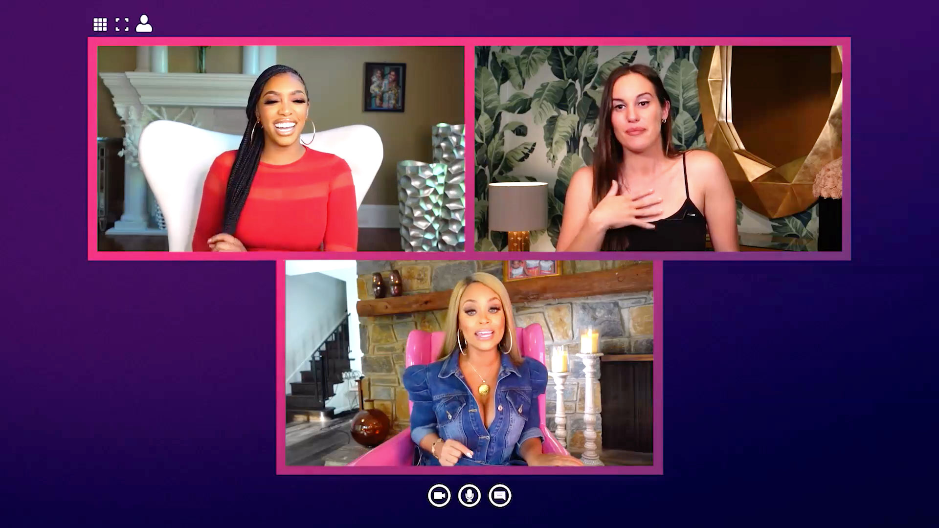 The Ladies of Bravo's Chat Room Hosted Their Own Awards Show