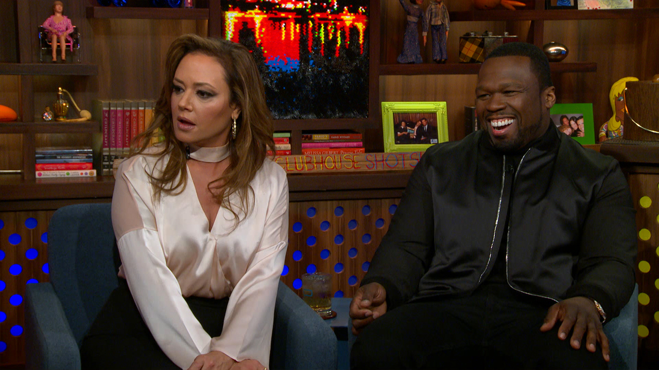 Vivica A. Fox Did What to 50 Cent!?