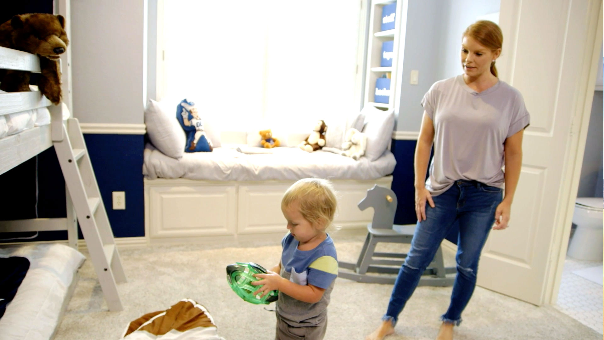 Brandi Redmond's Son Has a Brand-New Room!