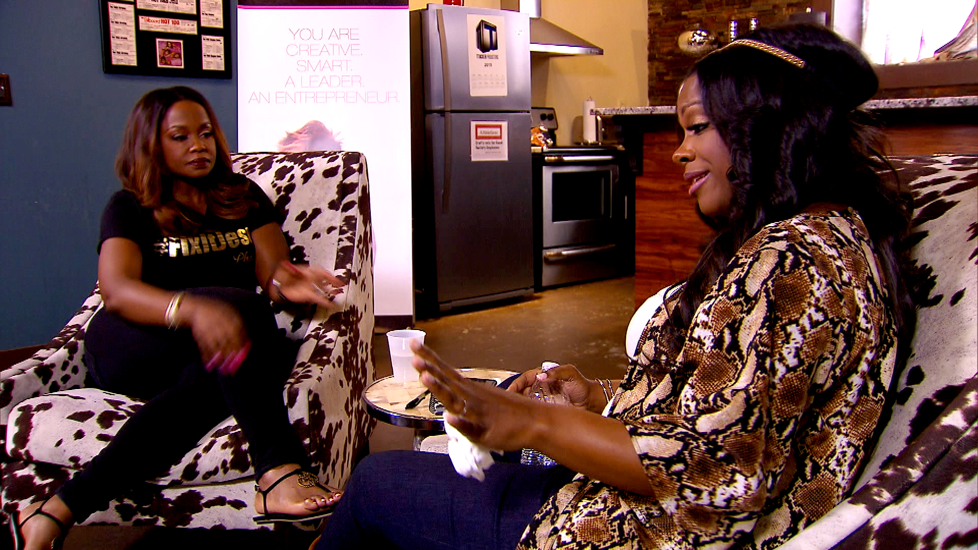 Why Has Kandi Burruss Pulled Away from Phaedra Parks?
