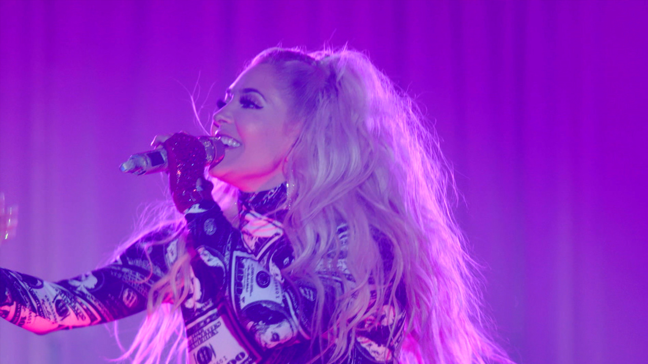 Erika Jayne's 'How Many F**ks?' Performance!