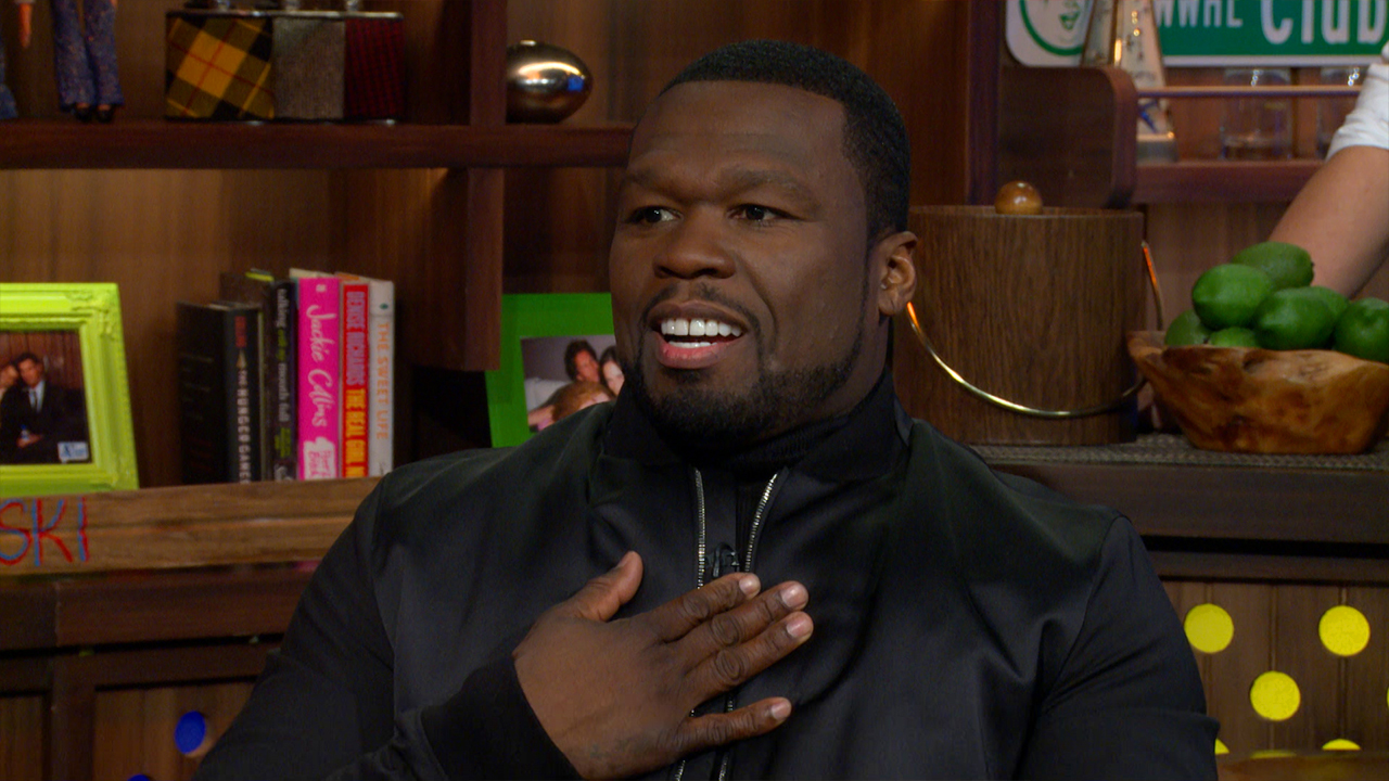 50 Cent on His 'Empire' Shade