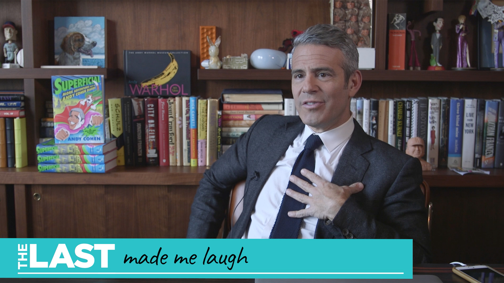 The Last Thing: Andy Cohen