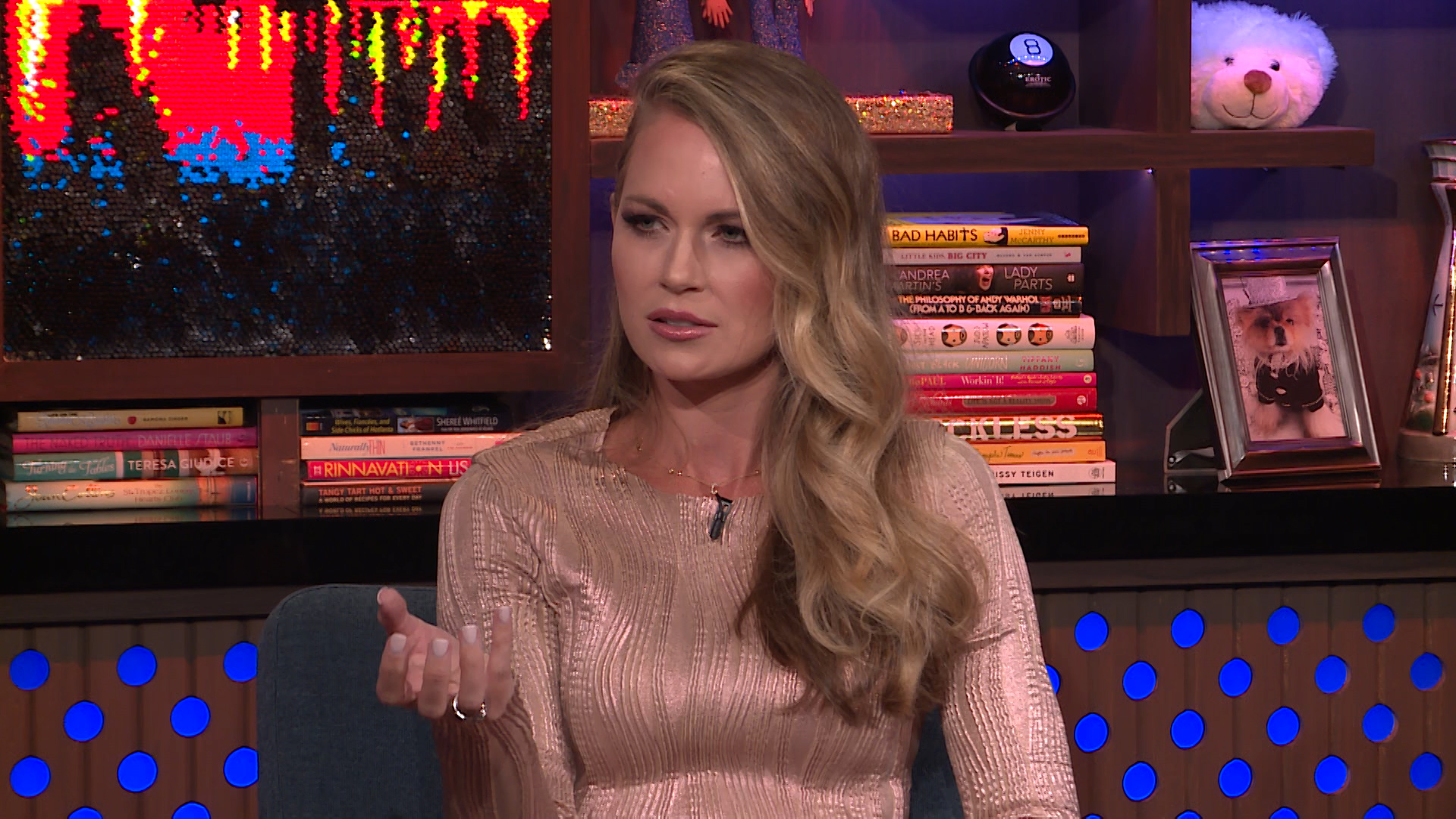 Did Cameran Eubanks Want Kathryn Dennis at her Baby Shower?