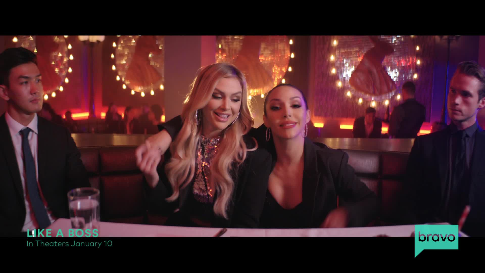 Check Out Lala Kent and Scheana Shay's Fierce Like a Boss Music Video