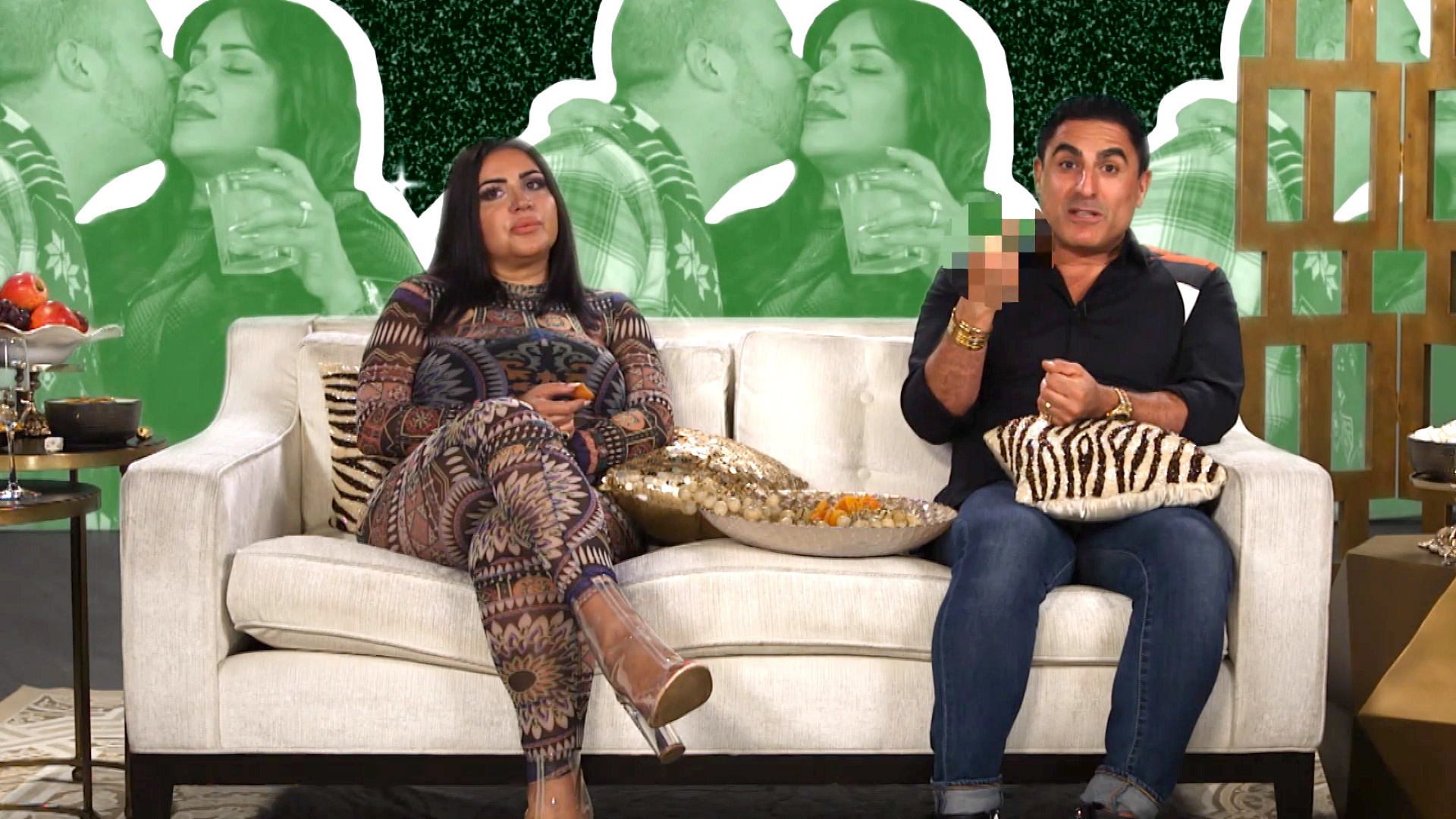 Shahs After Show: MJ Would Give Up All Her Shahs Friends For New Yorkers...