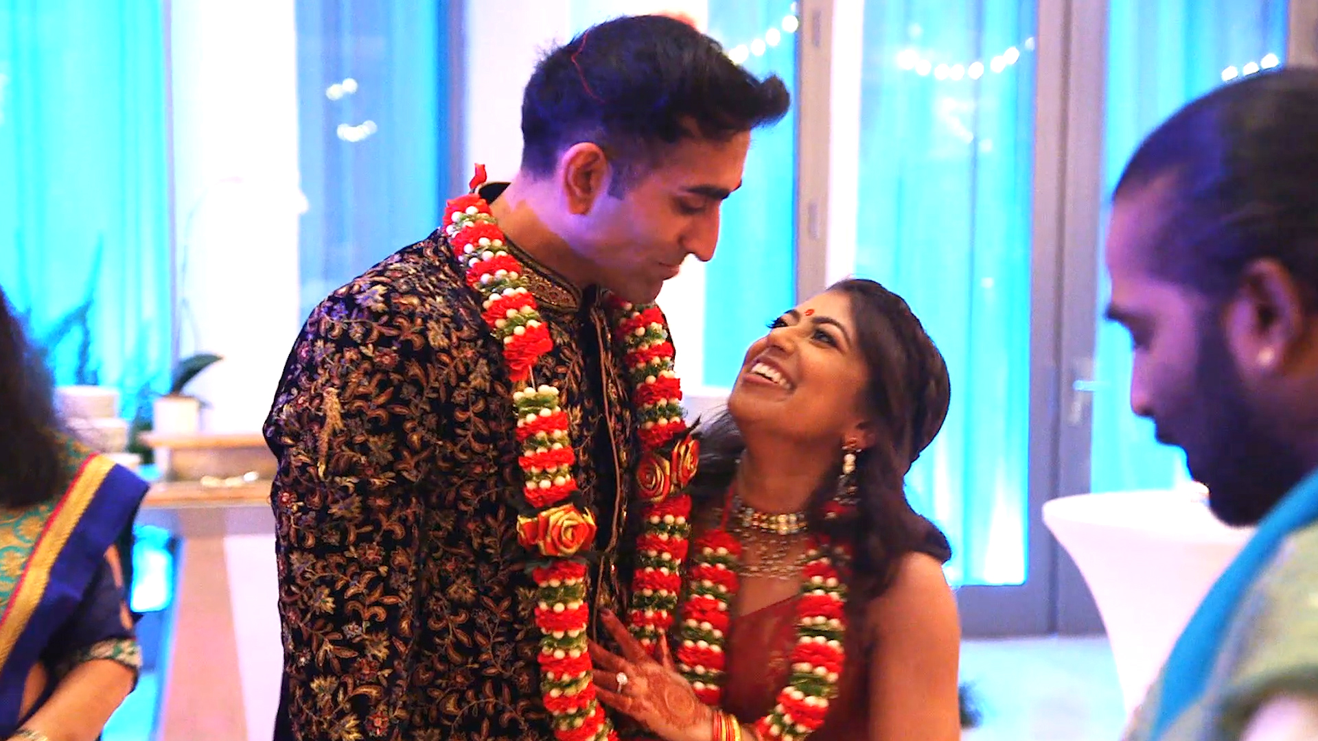 Vishal Parvani and Richa are OFFICIALLY Engaged!