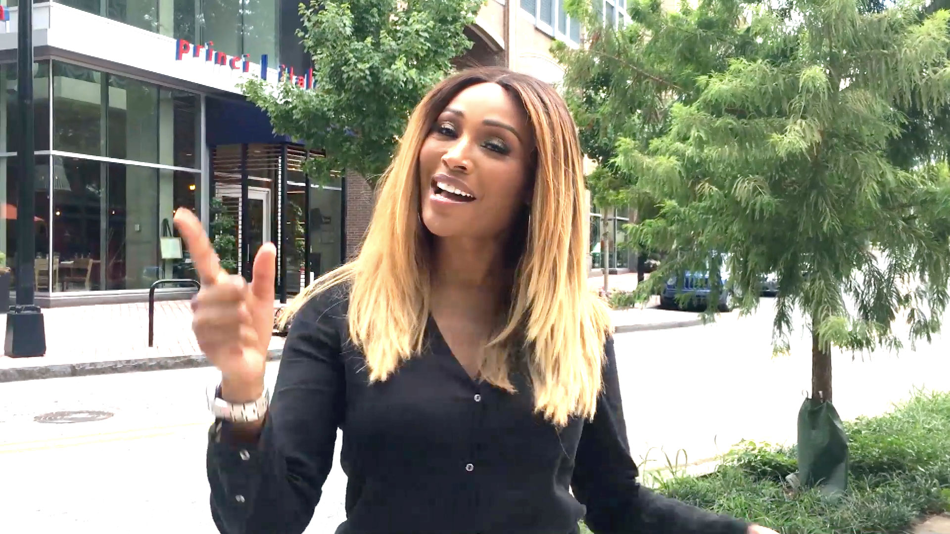 The Real Housewives of Atlanta's Cynthia Bailey's New