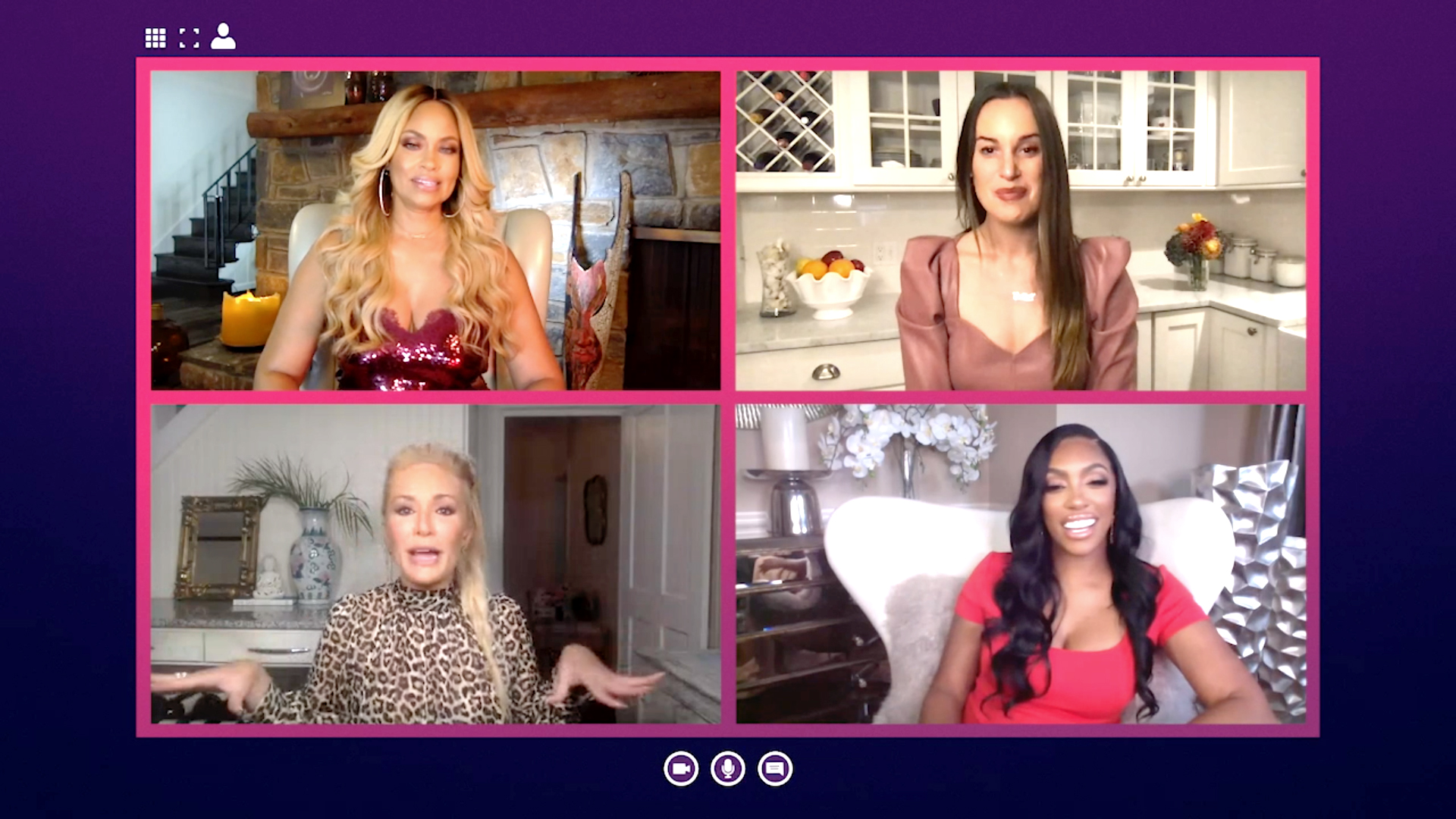 The Ladies Choose Their Real Housewives Dream Team