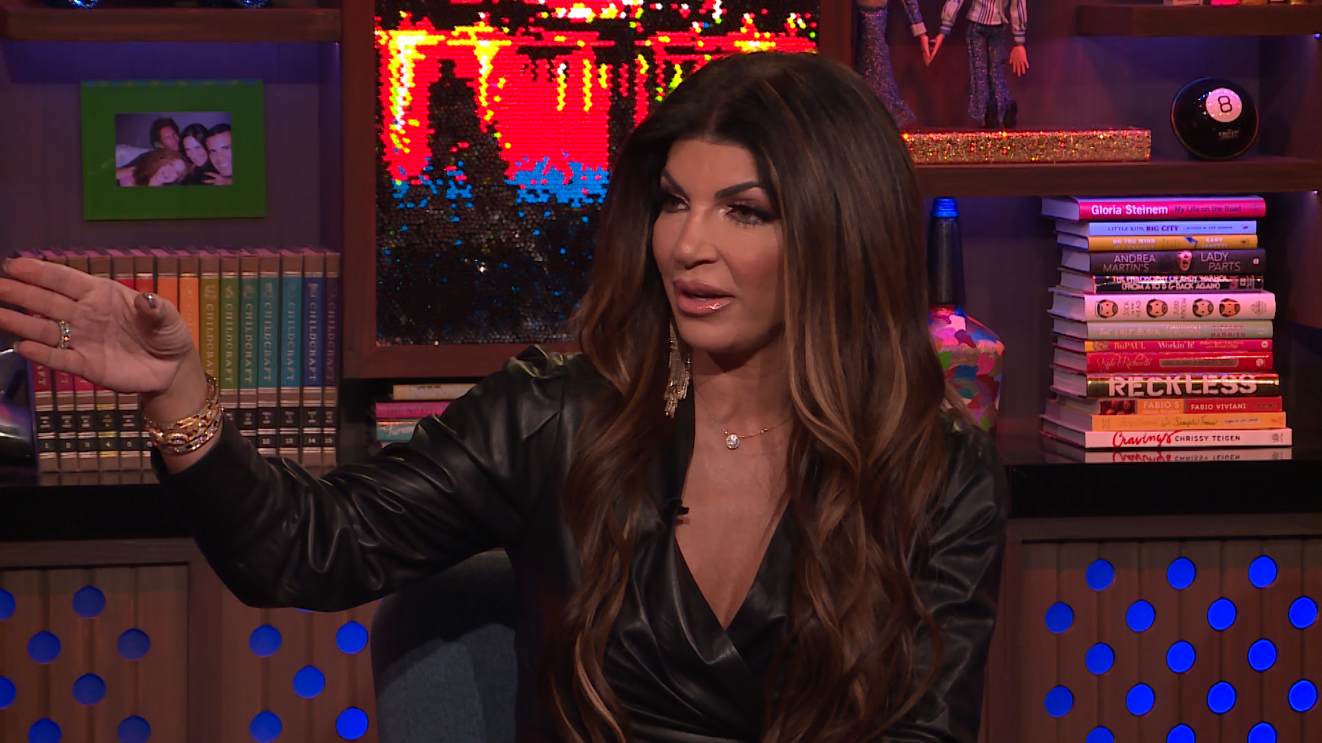 What Does Teresa Giudice's Dad Think About Joe Giudice?