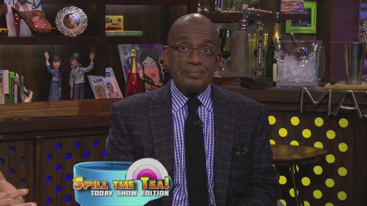 Al Roker: 'Today' Show Scoop