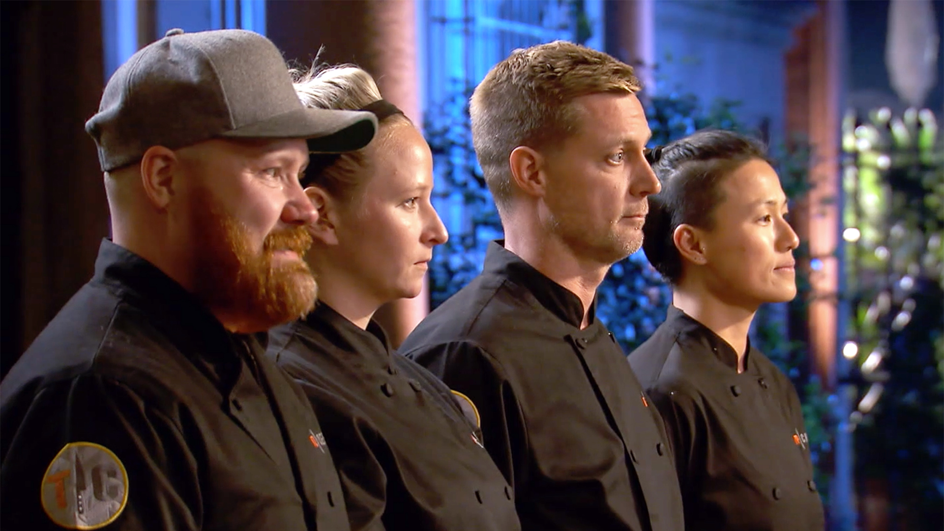 The Final Four Chefs Get Ready for One Last Top Chef Journey