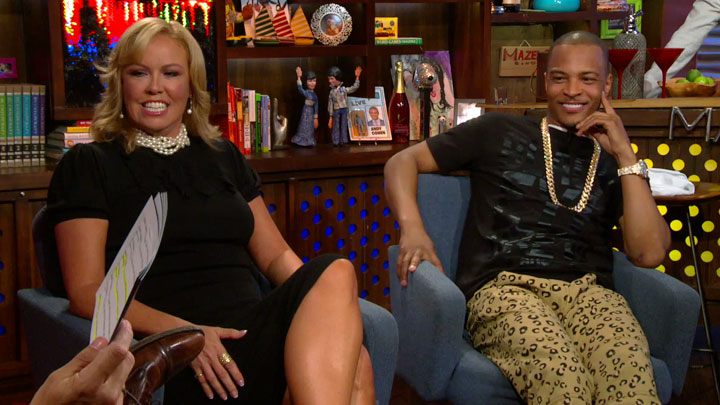 After Show: T.I.'s Pharrell Chemistry