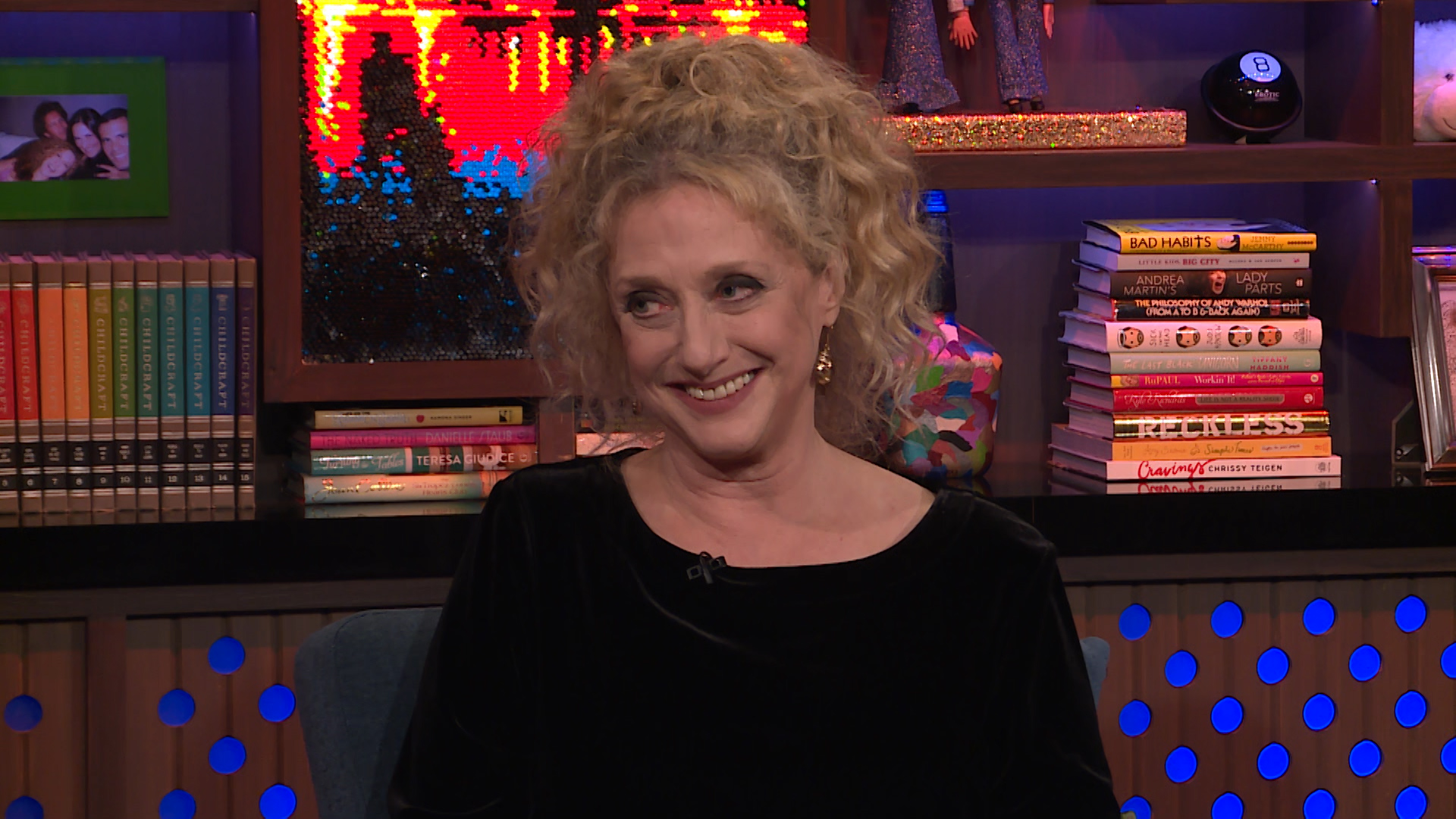 Carol Kane's Kind Words About Co-Stars