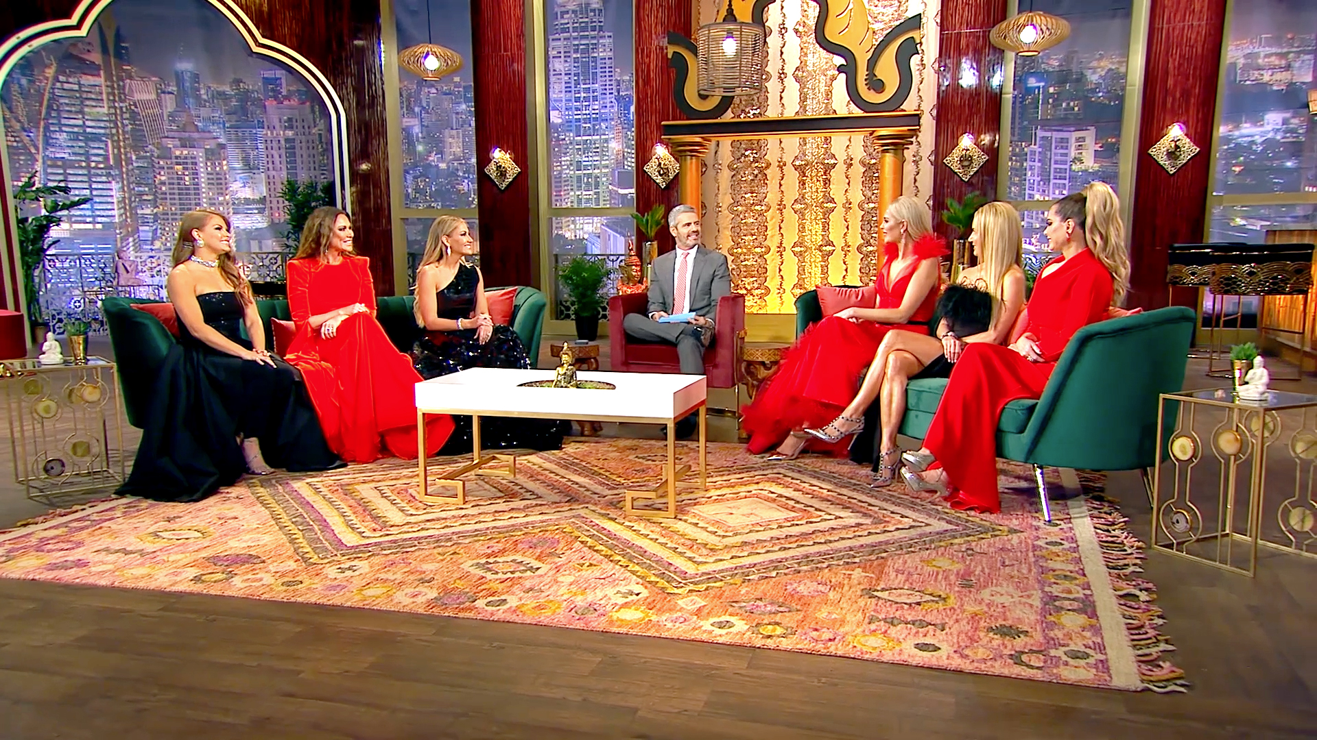 Here's What You Didn't See at The Real Housewives of Dallas Season 4 Reunion