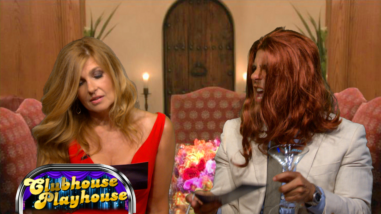 A #RHOBH Clubhouse Playhouse!