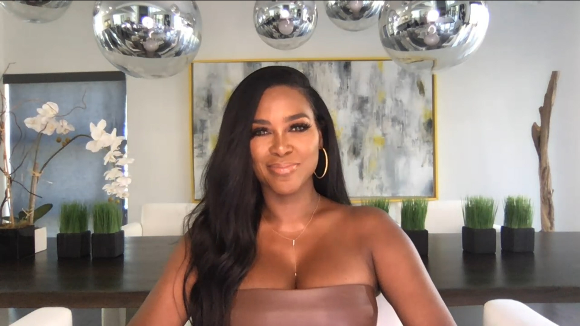 Why Kenya Moore Didn't Get a Prenup with Marc Daly
