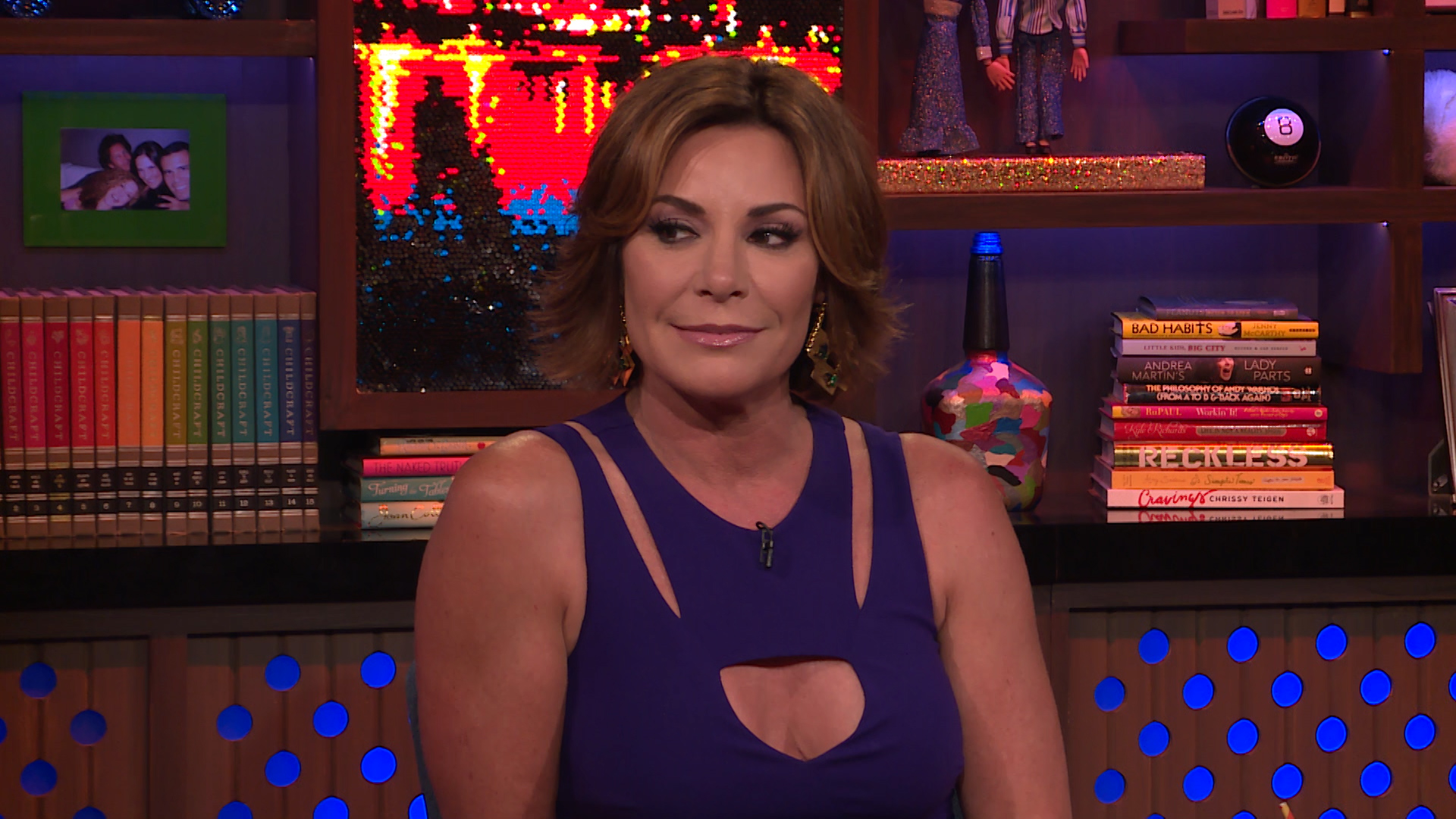 Are Luann & Tom Really Fighting in Public?