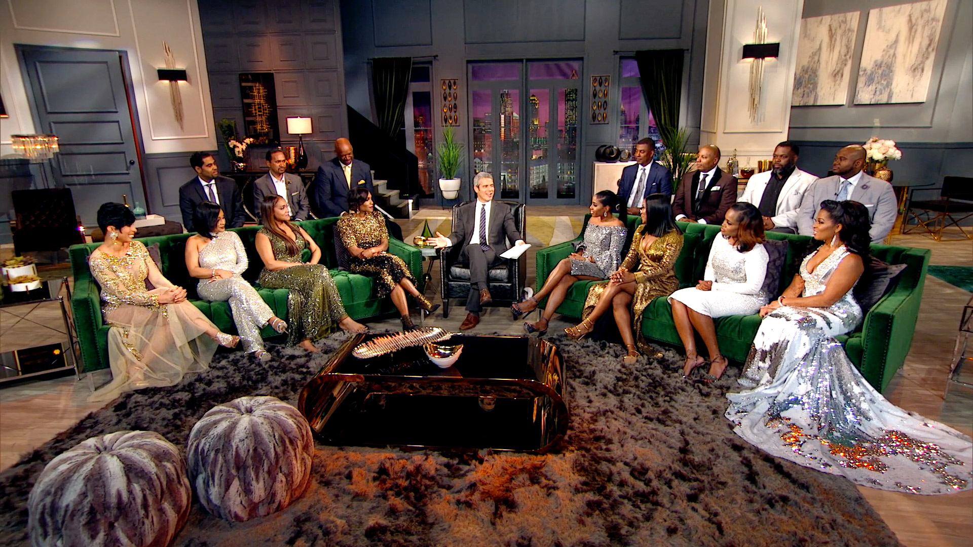 The Married to Medicine Husbands Join the Couch!