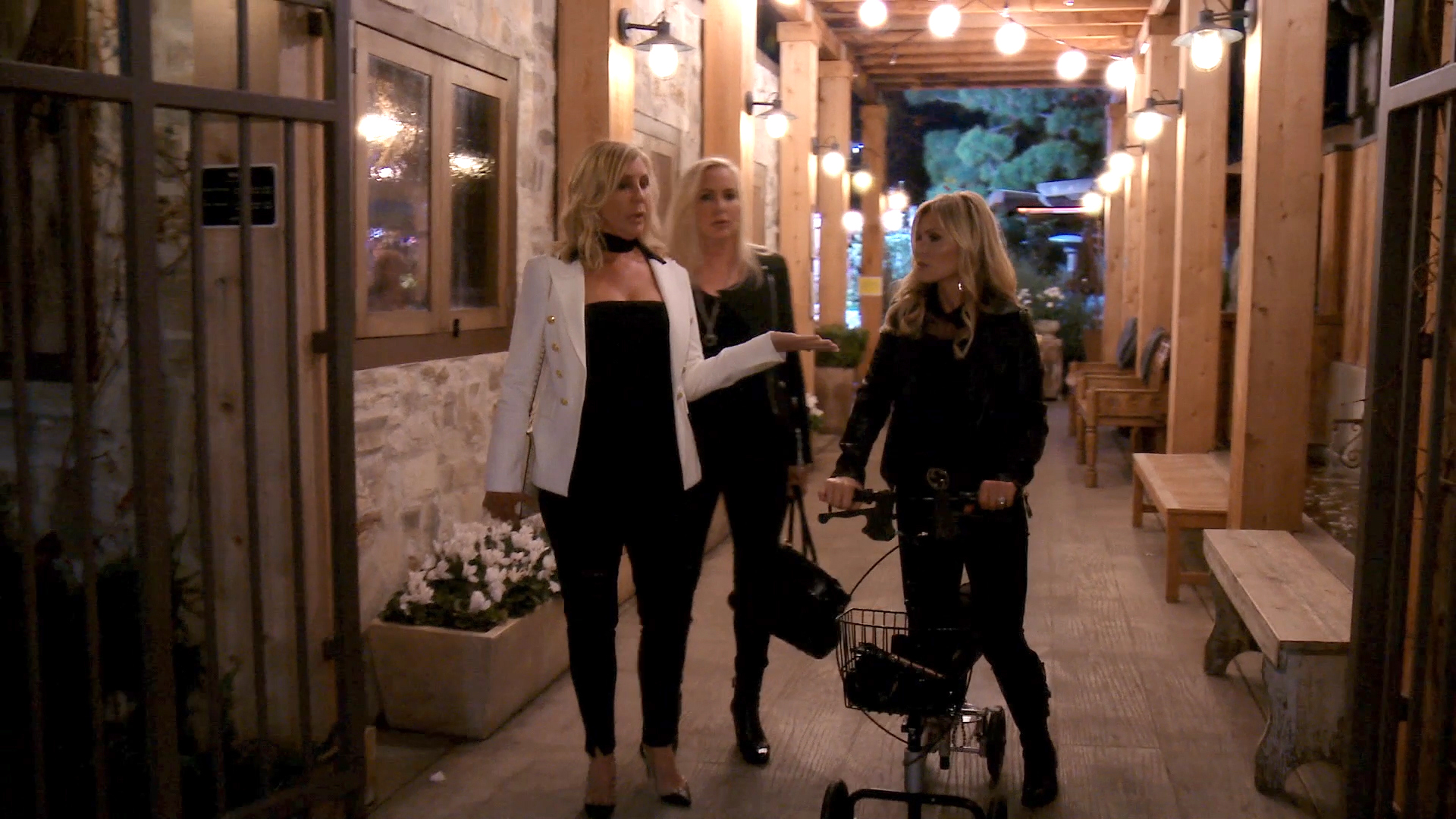 Vicki Gunvalson, Tamra Judge, and Shannon Beador Have a Signature Dance