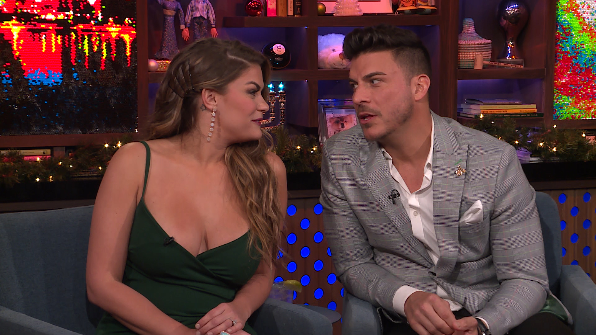 Brittany Cartwright & Jax Taylor Play 'Wedded Bliss or Total Mess?'