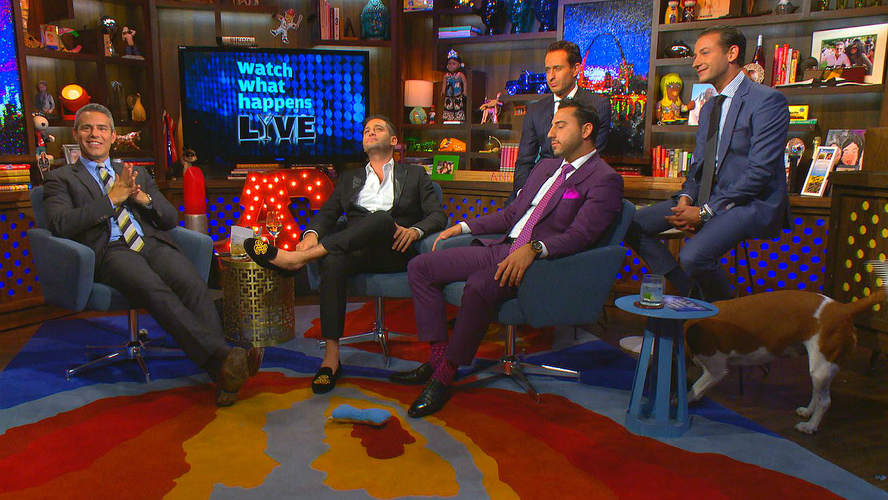 After Show: Which Agent Would the Guys Choose?