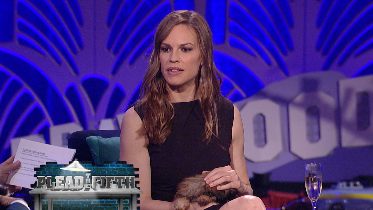 Has Hilary Swank Dipped in the Lady Pond?