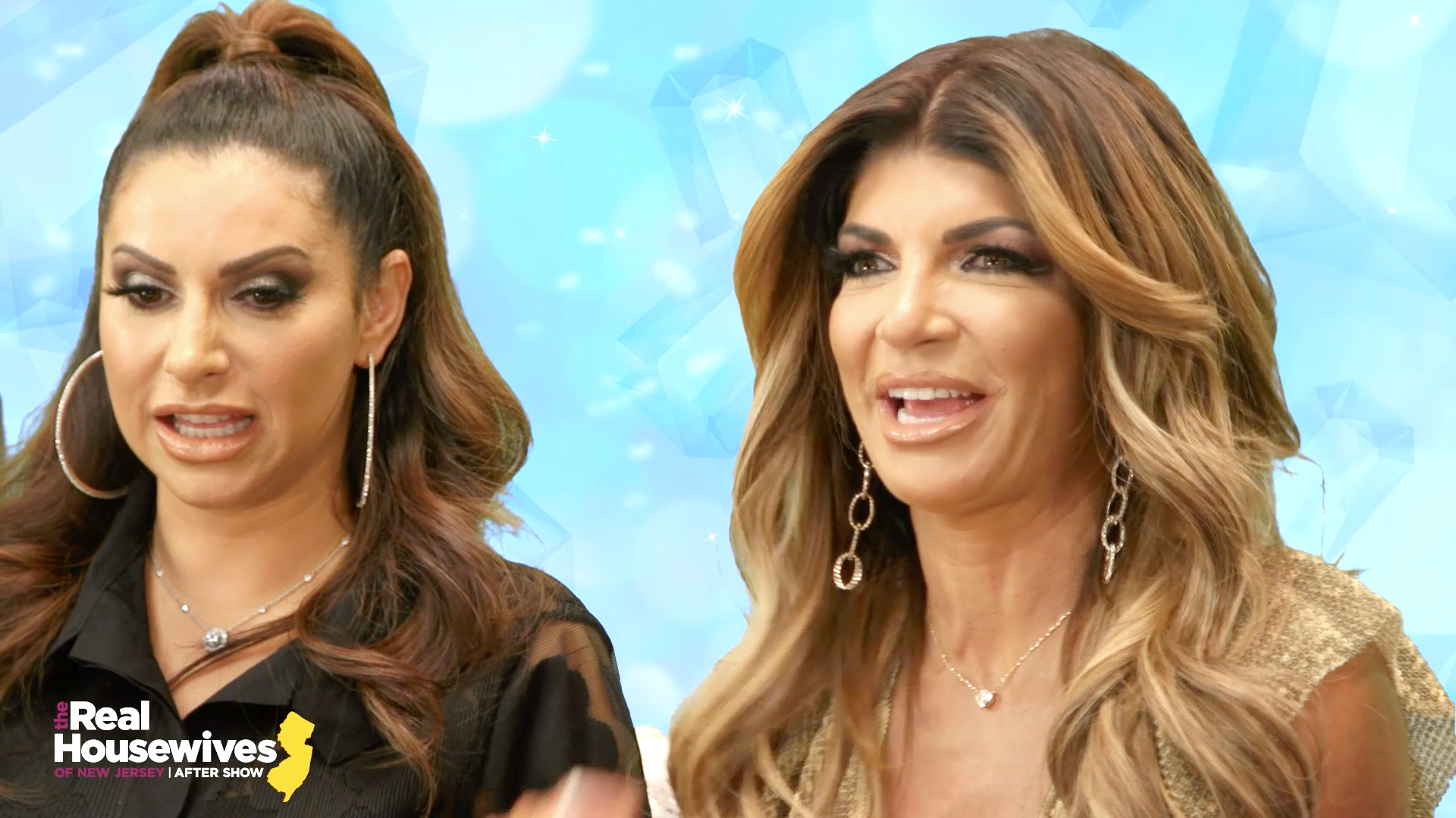 Do Teresa Giudice and Jennifer Aydin Remember Flirting With Each Other?