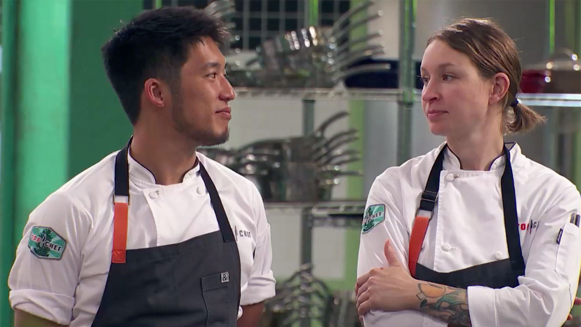 The Chefs Face the First Double Elimination of the Season